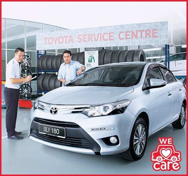 Toyota Certified Pre Owned >> Toyota Malaysia - All About The #Drive!