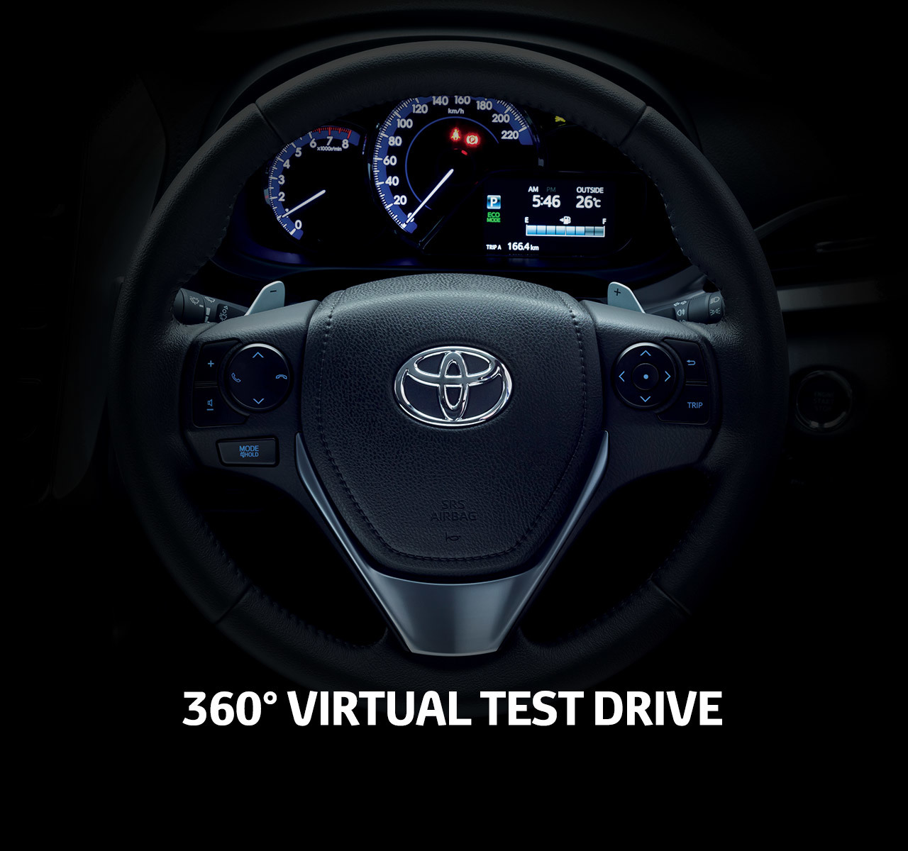 Toyota Malaysia - All About The #Drive!