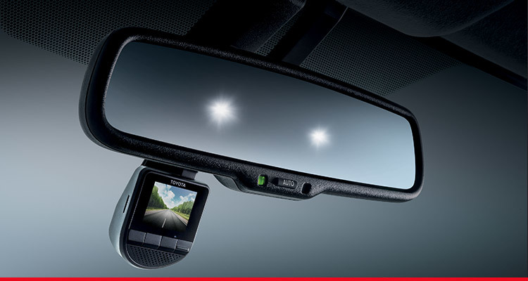 Electrochromic Rear-view Mirror*