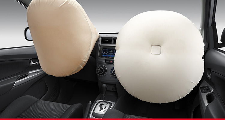 Dual SRS Airbags (Driver & Passenger)