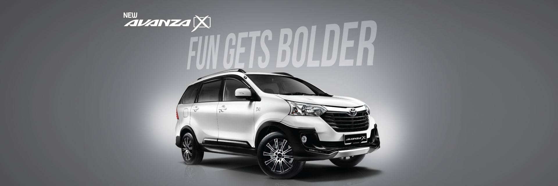 Add some zest to your life with the new Avanza X, complete with overfenders  for a more rugged look and an efficient DUAL ...