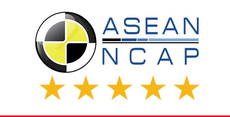 ASEAN NCAP (5-STAR) Award