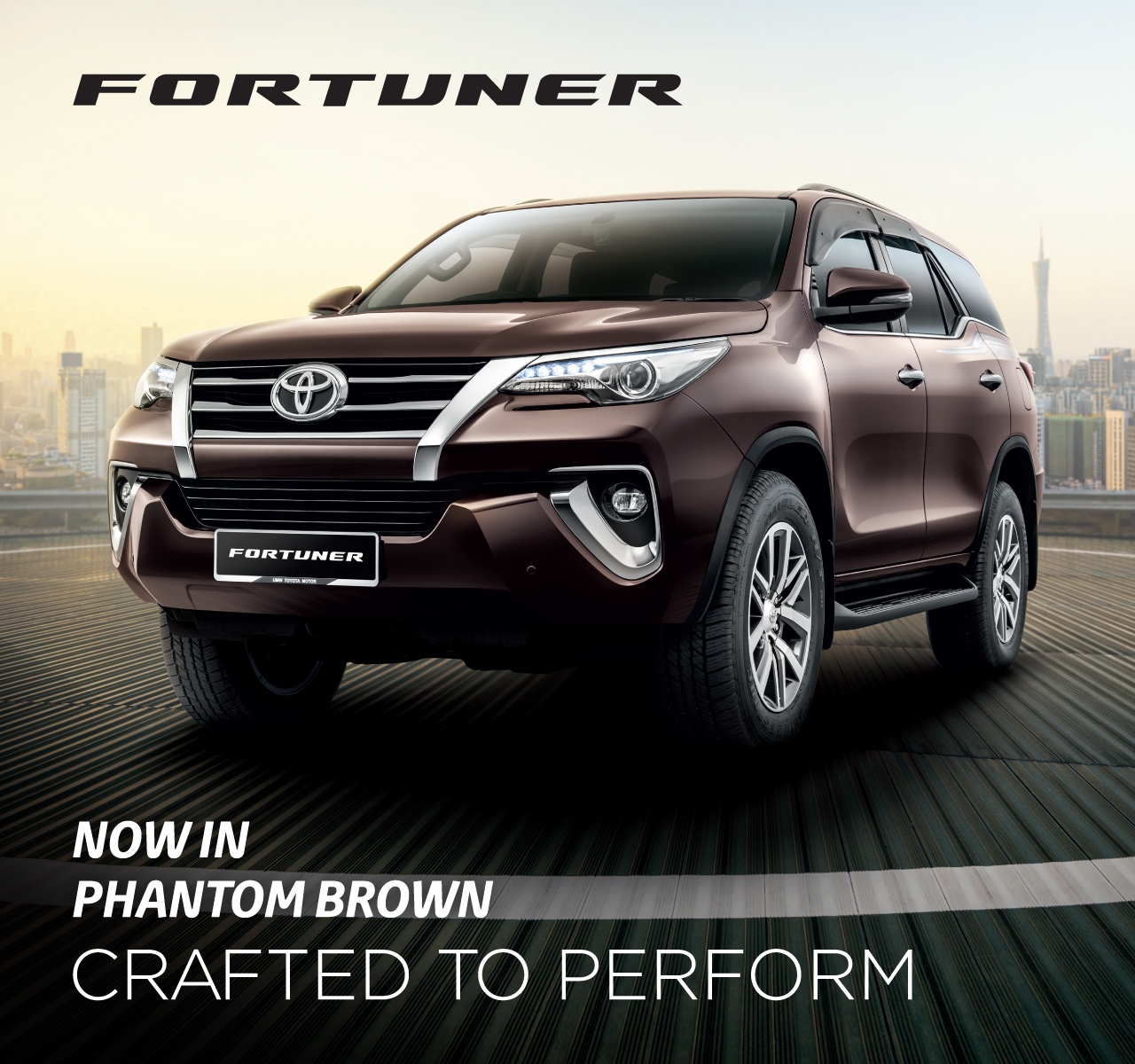 Toyota Malaysia Fortuner
