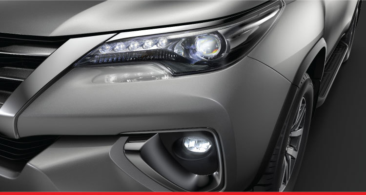 LED Fog Lamps*