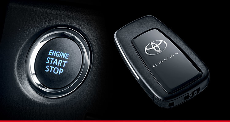 Smart Entry and Push Start System