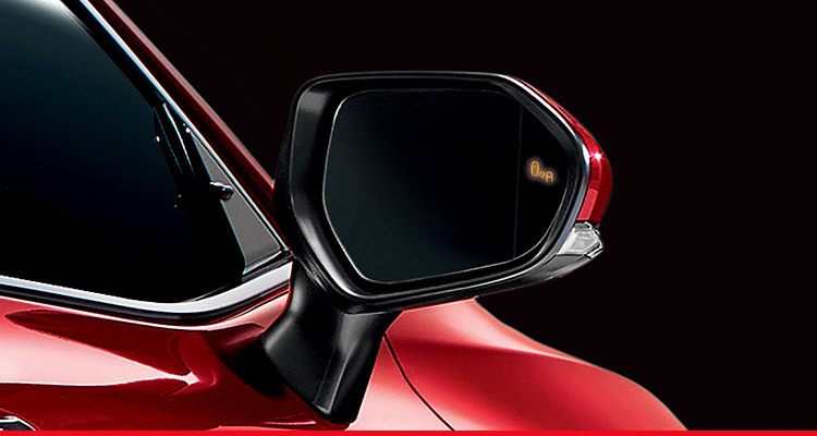 Auto Retractable Wing Mirrors