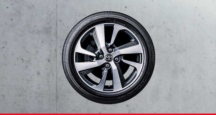 16-inch Alloy Rims