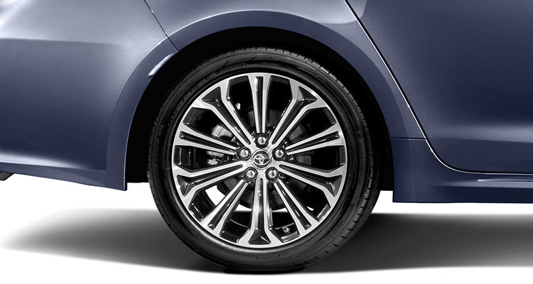 17-inch Alloy Rims