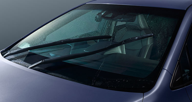 Automatic Rain-Sensing Wipers