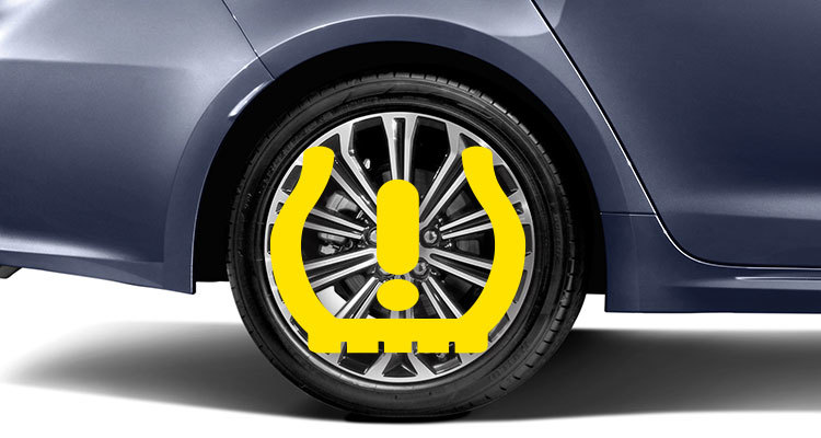 Tyre Pressure Warning System