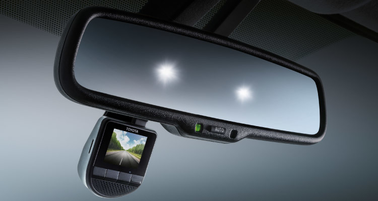 Electrochromic Rear View Mirror