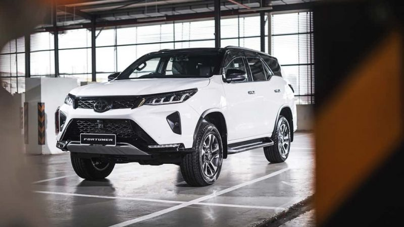 Toyota Fortuner SUV with Bigger & Taller Body Type - Cars Malaysia