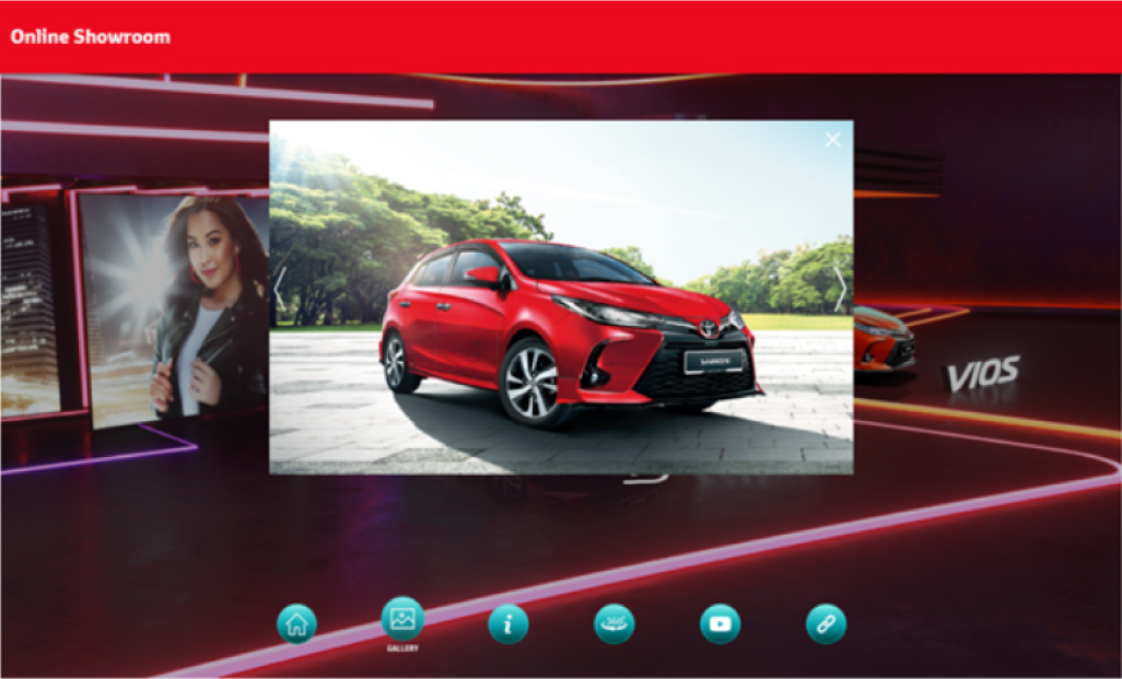 Toyota Malaysia Online Car Showroom Photo Gallery, Video, Product Website