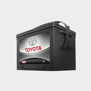 Common Car Parts - Toyota Car Battery