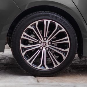 Common Car Parts - Toyota Car Tyres